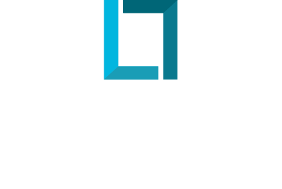 Logotipo Completo branco vertical